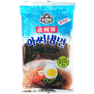 Assi Cold noodles with Soup, Naengmyeon 680g