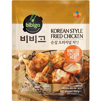 Bibigo Original Fried Chicken nach koreanischer Art 350g