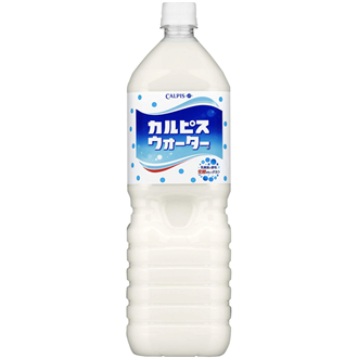 Calpis Calpis Water Soft Drink, 1.5L