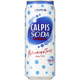 Calpis Calpis Soda in Dose 500ml
