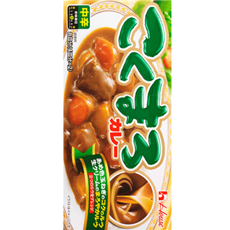 House Kokumaro Curry, medium hot, 140g
