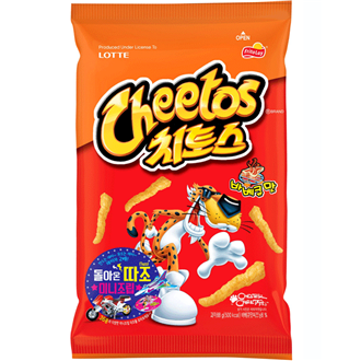 Lotte Cheetos BBQ 82g