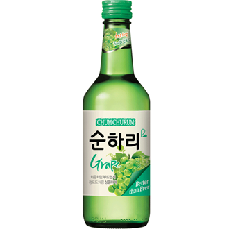 Lotte Chum Churum Trauben Soju 360ml