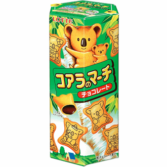 Lotte Koala No March, 50g