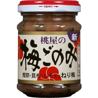 Momoya Umegonomi, Seasoned Plum Paste 105g