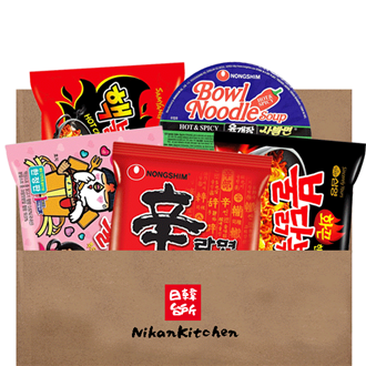 Fire Box - Super Spicy Meals Set