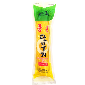 Panasia Pickled Radish Takuan 500g