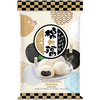 Royal Family Marshmallow Daifuku Sesam Mochi 120g