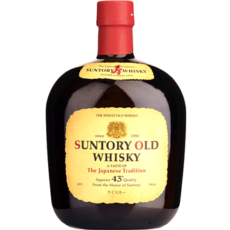 Suntory Old Jap. Whisky, Alc. 43% vol., 700ml